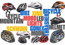 best bike helmets with led lights