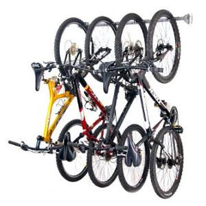 bike safety hanging storage