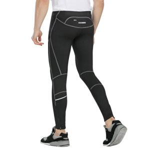 biking safety tights for men