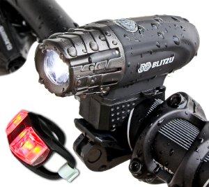 biking safety usb chargable bike lights