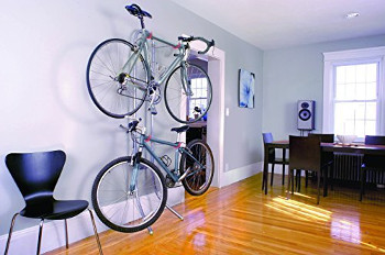 Indoor Floor Mounted Bike Rack Bike Rack for Apartment