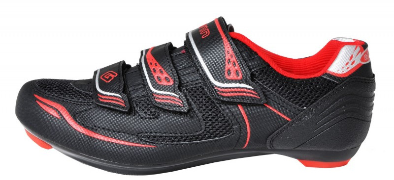 gavin velo wide road bike shoes right