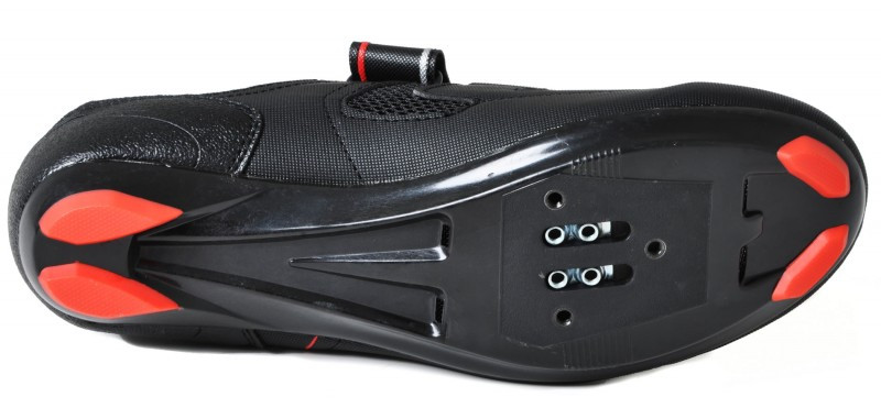 gavin velo wide road bike shoes sole