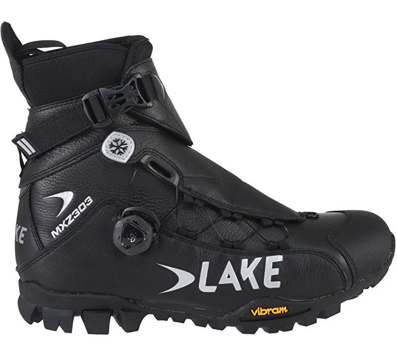 Lake Wide Mountain Bike Shoes