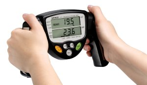 body fat percentage hand held monitor