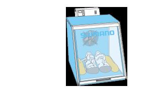 shimano heat molding 9