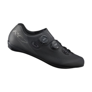 shimano rc7 black wide shoes