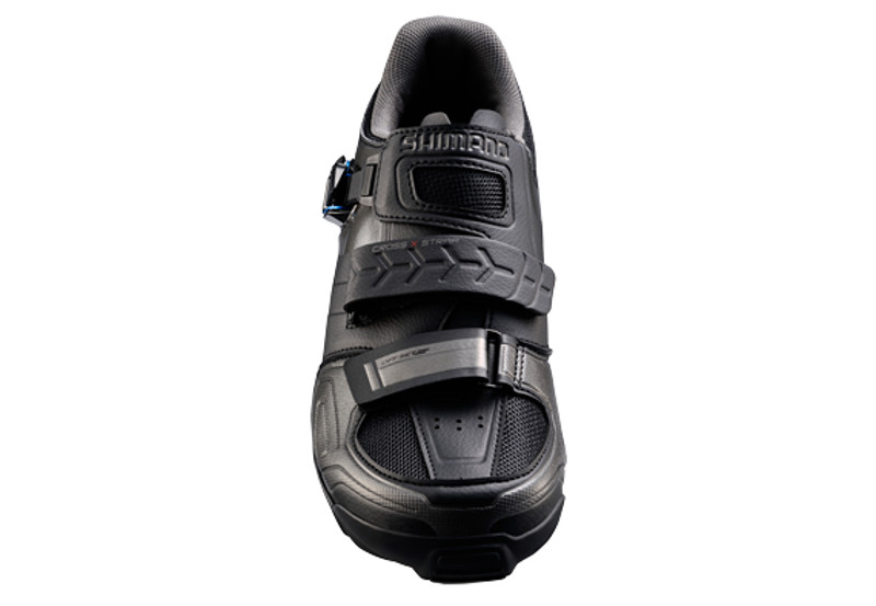 shimano sh-m089 wide mountain bike shoes top