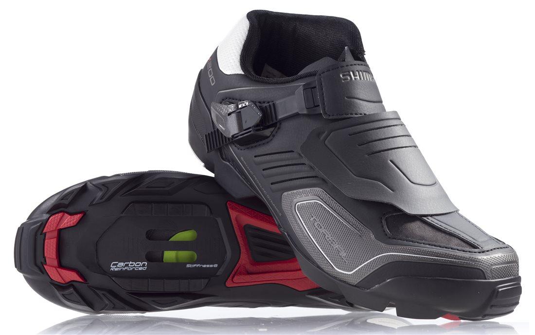 Shimano Sh M200 Wide Mountain Bike Shoes Pair Calories Burned Hq