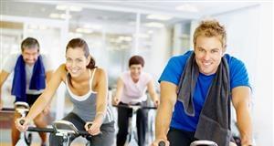 spinning calories
