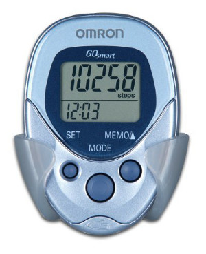walking to lose weight - pedometers