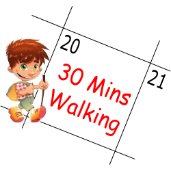 Post image for Quick Start Walking Program For Beginners