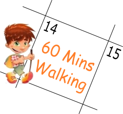 Post image for Intermediate Walking Program