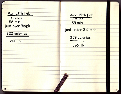 walking-to-lose-weight-notebook