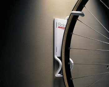 vertical bike storage hook for garage